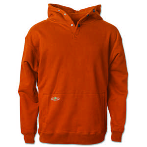 Arborwear Double-Thick Hooded Sweatshirt, Burnt Orange, 4XL