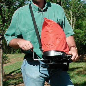 Earthway Over-The-Shoulder Broadcast Spreader Model 2750