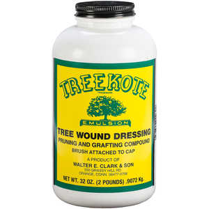 Treekote Tree Wound Dressing, One Quart Container