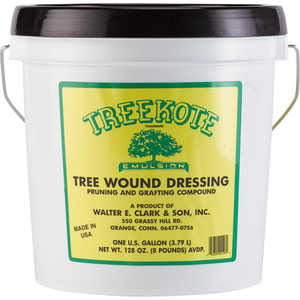 Treekote Tree Wound Dressing, One Gallon Pail