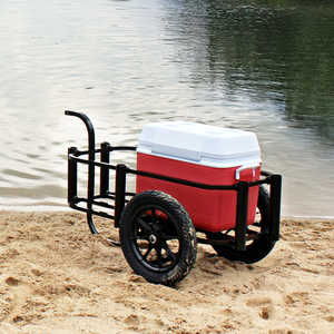 Rambo Bikes Aluminum Fishing Cart
