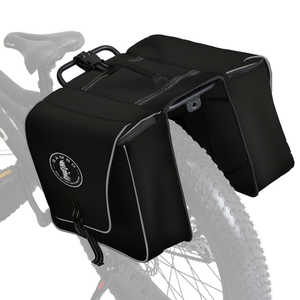 Rambo Bikes Black Accessory Bag
