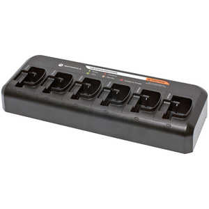 Motorola 6-Unit Multi-Charger for CP200d Series