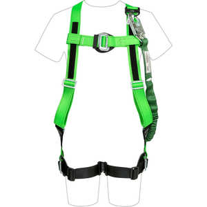 Buckingham Harness-Lanyard Combo