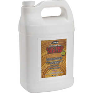 Aervoe Log End Sealer, One-Gallon Container