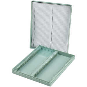 Slide Storage Box for 100 Slides