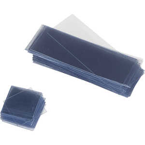 Plastic Microscope Slides and Covers, Pack of 144
