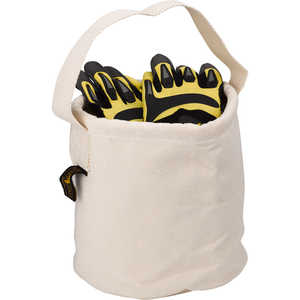 Canvas Bucket, 3-Gallon Capacity