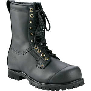 SwedePro™ Leather Chain Saw Boots