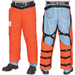 SwedePro™ Seven-Layer Chain Saw Wrap Chaps