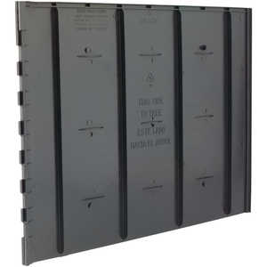 "Universal Root Barrier Panels, 24""H x 24""L Panels, Carton of 20"