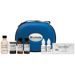 LaMotte Micronutrient Plant Tissue Test Kit