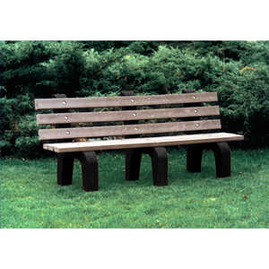Traditional Park Benches