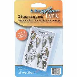 IdentiFlyer Lyric 2 Super SongCard Set