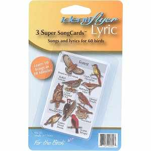 IdentiFlyer Lyric 3 Super SongCard Set