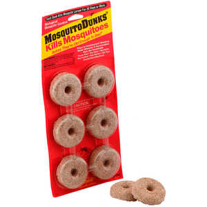 Mosquito Dunks, Pack of 6