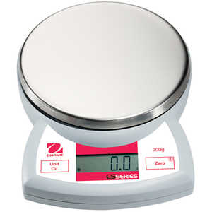 Ohaus Compact Scale, 200g, 0.1 Readability, ±0.1 Linearity