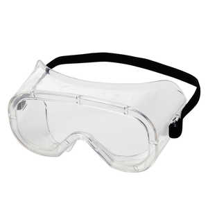 Sellstrom Fog-Free Safety Goggles, Non-Vented