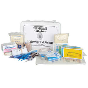 Ben Meadows Logger's/Landscaper's First Aid Kit