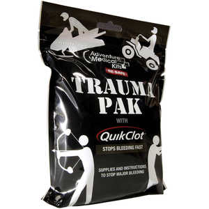Trauma Pak with QuickClot