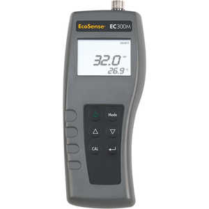 YSI EcoSense EC300M Conductivity/Salinity/Temperature Meter