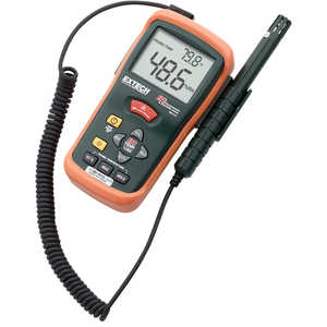 Extech Hygro-Thermometer with Infrared Thermometer Model RH101