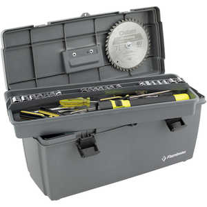 Tool Box with Liftout Tray