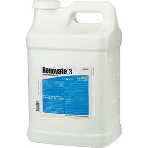 Renovate 3 Herbicide, 2.5 Gallon