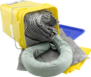 Oil-Dri Five-Gallon Bucket Spill Kit