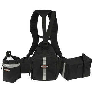True North Spyder Wildland Web Gear, Black