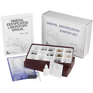 Mineral Identification Starter Kit