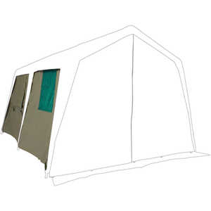 Bushtec Adventure Zulu 1200 Gazebo Canvas Side Wall