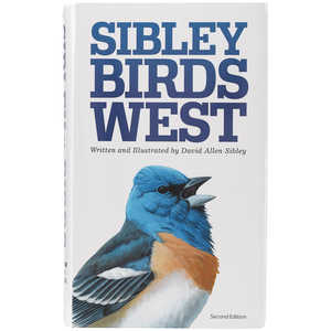 Sibley Field Guides to Birds of Western North America