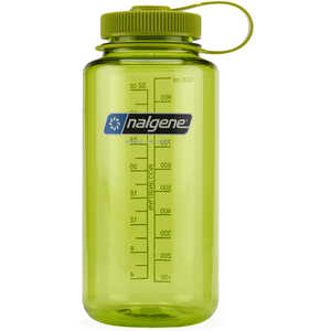 Spring Green, Nalgene Wide Mouth Water Bottle, 32oz.
