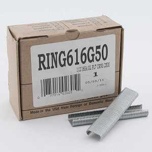 Ring Fasteners, Box of 1,000