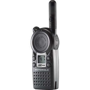 Motorola CLS Series 2-Way Radio Model 1410 4-Channel UHF