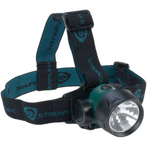 Streamlight Green Trident Headlamp