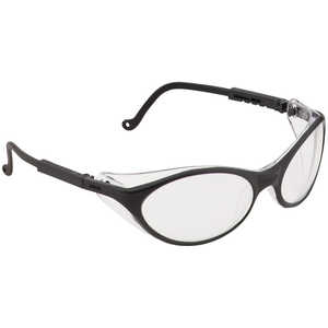 Uvex Bandit Safety Glasses, Clear Lens