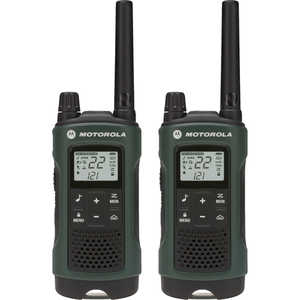 Motorola Talkabout Two-Way Radios Model T465, Pack of 2