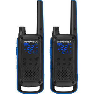 Motorola Talkabout Two-Way Radios Model T800 Locate, Pack of 2