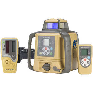 Topcon Dual-Slope Laser Level Model RL-SV2S w/Alkaline Batteries and LS-80L Laser Sensor