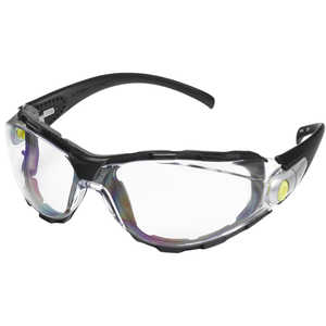 Elvex Pacaya Lyviz Safety Glasses, Clear Lens