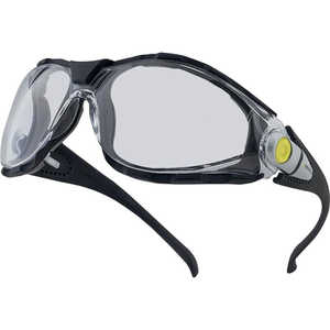 Elvex Pacaya Lyviz Safety Glasses, Smoke Lens
