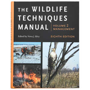 The Wildlife Techniques Manual, Volumes 1 & 2