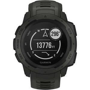 Garmin Instinct GPS Watch, Graphite