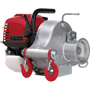 Portable Winch Gas-Powered Capstan Winch Model PCW3000