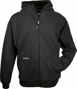 Arborwear® Hooded Double-Thick Full Zip Sweatshirt