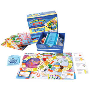 New Path Learning Biology Review Curriculum Mastery Game