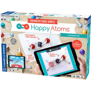 Thames & Kosmos Happy Atoms Model Set
