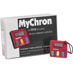 MyChron Timer Set, Pack of 12